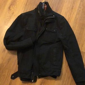 Men's H & M Military Style Jacket